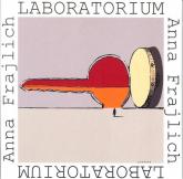 Laboratorium - Anna Frajlich | mała okładka