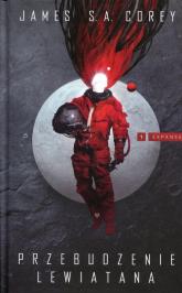 Przebudzenie Lewiatana 1 Expanse - Corey James S.A. | mała okładka