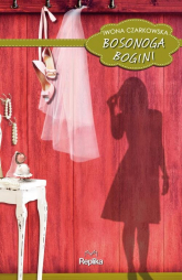 Bosonoga bogini - Iwona Czarkowska | mała okładka