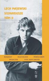 Scenariusze Tom 2 - Lech Majewski | mała okładka