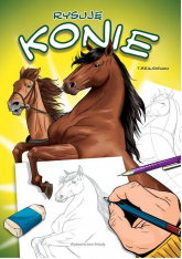 Rysuję Konie - Thierry Beaudenon | mała okładka
