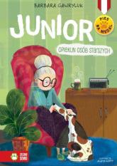 Pies na medal Junior opiekun osób starszych - Barbara Gawryluk | mała okładka