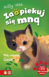 Zaopiekuj się mną Mały ciekawski Gucio - Holly Webb | mała okładka