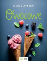 Owocowe Lody Desery Ciasta -  | mała okładka