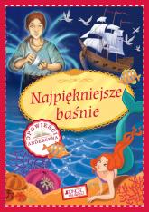 Najpiękniejsze baśnie Opowieści Andersena - tekst: praca zbiorowa; ilustracje: Ola Makows | mała okładka