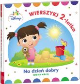 Wierszyki 2-latka na dzień dobry - Izabela Mikrut | mała okładka