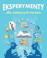 Eksperymenty dla ciekawych świata - Thomas Canavan | mała okładka