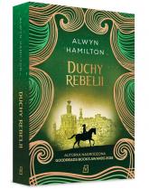 Duchy rebelii - Alwyn Hamilton | mała okładka