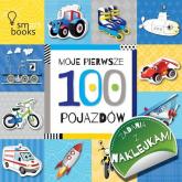 100 pojazdów Moje pierwsze zadania z naklejkami -  | mała okładka