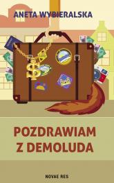 Pozdrawiam z Demoluda - Aneta Wybieralska | mała okładka