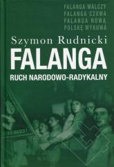 Falanga Ruch Narodowo - Radykalny - Szymon Rudnicki   mała okładka