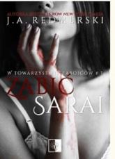 Zabić Sarai - J.A. Redmerski | mała okładka