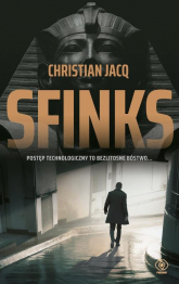 Sfinks - Christian Jacq | mała okładka