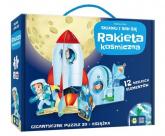 Składaj i baw się Rakieta - Mathew Neil | mała okładka