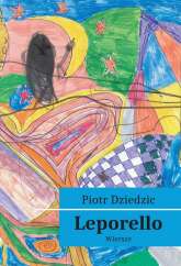 Leporello - Piotr Dziedzic | mała okładka