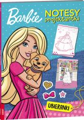Barbie Notesy projektantki DDN-101 -  | mała okładka
