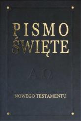 Pismo Święte Nowego Testamentu - Kazimierz Romaniuk   mała okładka