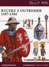 Rycerz z Outremer 1187-1344 - David Nicolle   mała okładka