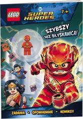 LEGO DC Comics Szybszy niż błyskawica! LNC-454 -  | mała okładka