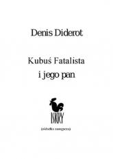 Kubuś Fatalista i jego pan - Denis Diderot | mała okładka