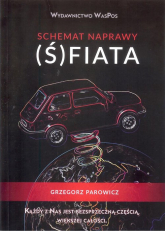 Schemat naprawy (Ś)fiata - Grzegorz Parowicz   mała okładka
