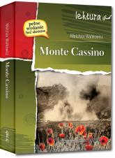 Monte Cassino - Melchior Wańkowicz | mała okładka