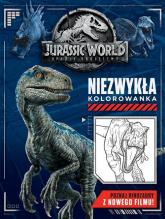 Jurassic World 2 Niezwykła kolorowanka - Jacqui Butler | mała okładka