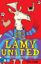 Lamy United - Scott Allen | mała okładka