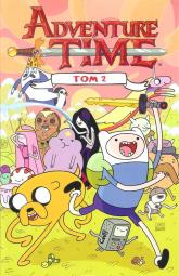 Adventure time 2 / Studio JG - zbiorowa Praca | mała okładka
