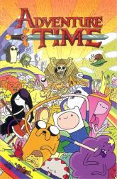 Adventure time 1 / Studio JG - zbiorowa Praca | mała okładka