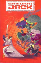 Samuraj Jack 1 - zbiorowa Praca | mała okładka