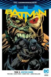 Batman - Jestem Bane Tom 3 - King Tom, Finch David, Miki Danny, Bellaire J | mała okładka
