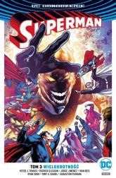 Superman - Wielokrotność Tom 3 - Tomasi Peter J., Gleason Patrick, Jimenez Jor | mała okładka