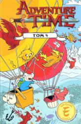Adventure time 4 / Studio JG - zbiorowa Praca | mała okładka