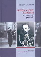 Kordian Józef Zamorski granatowy generał - Robert Litwiński | mała okładka