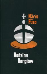 Rodzina Borgiów - Mario Puzo | mała okładka