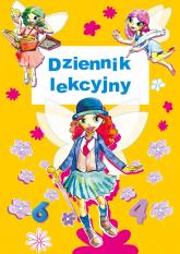 Dziennik lekcyjny - Mateusz Jagielski | mała okładka