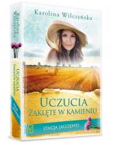 Stacja Jagodno. Tom 7 Uczucia zaklęte w kamieniu - Karolina Wilczyńska | mała okładka