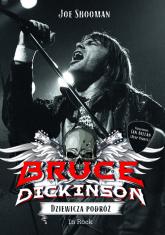 Bruce Dickinson Dziewicza podróż - Joe Shooman | mała okładka