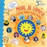 Medal za uśmiech... czyli dzieci mają głos - Anna Czerwińska-Rydel | mała okładka