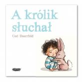 A królik słuchał - Cori Doerrfeld | mała okładka