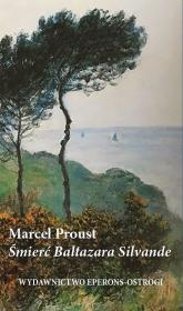 Śmierć Baltazara Silvande - Marcel Proust | mała okładka
