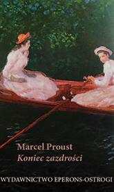 Koniec zazdrości - Marcel Proust | mała okładka