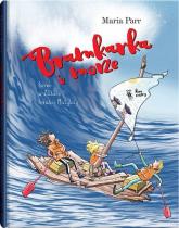 Bramkarka i morze Burze w Zatoce Pękatej Matyldy - Maria Parr | mała okładka