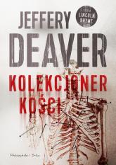 Kolekcjoner kości - Jeffery Deaver | mała okładka