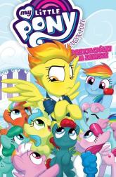 Mój Kucyk Pony - Przyjaciółki na zawsze, tom 3 - zbiorowe opracowanie | mała okładka