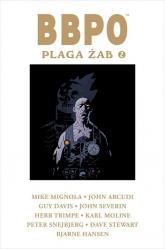 Plaga żab 2 - Mignola Mike, Davis Guy | mała okładka