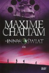 Oz - Maxime Chattam | mała okładka