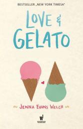 Love&Gelato - Welch Jenna Evans | mała okładka