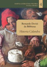 Historia Calandra - Dovizi da Bibbiena Bernardo | mała okładka